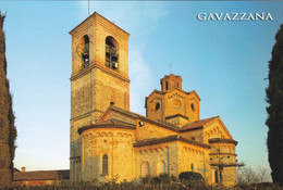 (R426) - GAVAZZANA (Alessandria) - Chiesa Di San Martino - Alessandria