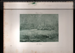 Claude Monet, Le Gievre ( Reproduction Papier) - Altri