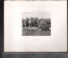 Claude Monet, La Meule  ( Reproduction Papier) - Altri
