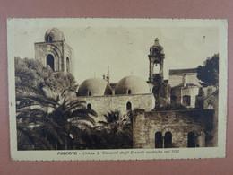 Palermo Chiesa S.Giovanni Degli Eremiti Costruita Nel 1132 - Palermo