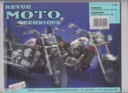 REVUE MOTO TECHNIQUE YAMAHA . KAWASAKI - Motorräder