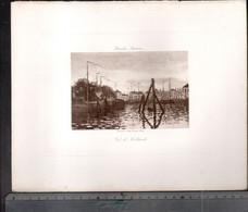 Claude Monet, Vue De Hollande  ( Reproduction Papier) - Altri