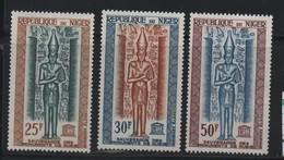 NIGER  PA N° 38/40 ** - Niger (1960-...)