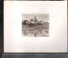 Claude Monet, Eglise De Vernon  ( Reproduction Papier) - Altri