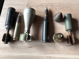 Divers Inertes - Armi Da Collezione