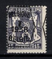 PRE 333 **, MNH, Neufs. De 1938. Série 1 - Typos 1936-51 (Kleines Siegel)