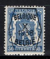 PRE 392 **, MNH, Neufs. De 1938. Série 10 - Typos 1936-51 (Kleines Siegel)