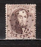 14B  Médaillon Dent. 14,5 - Oblit. LP234 MANAGE - LOOK!!!! - 1863-1864 Médaillons (13/16)