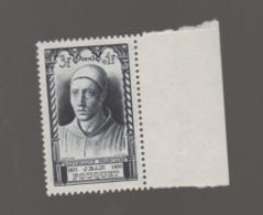 """FRANCE / 1946 / Y&T N° 766 ** : """"Célébrités 15ème Siècle"""" (Jean Fouquet) X 1 BdF D - Unused Stamps"""