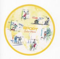 2021 France Sport Couleur Passion : Rugby, Escalade Para Escrime Breakdance Judo Skateboard - Altri
