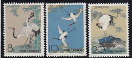 China 1962  MNH  MI: 640-2 - Ungebraucht