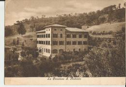 BAGNI DI CHIANCIANO (SIENA) LA PENSIONE S.ANTONIO - Siena