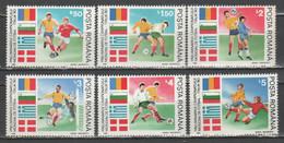 Romania - Italia '90 - Qualificazioni                     (g8006) - 1990 – Italia