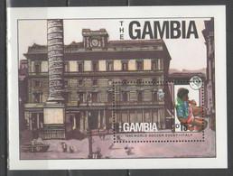 Gambia - Italia '90  Bf                     (g8008) - 1990 – Italia