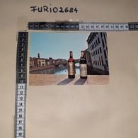 C-101308 FIRENZE PANORAMA TIMBRO ANNULLO 1987 MOSTRA PRODOTTI TIPICI ALIMENTAZIONE ITALIANA VINO CHIANTI RUFFINO - Firenze