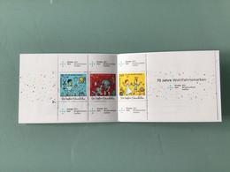 ALLEMAGNE — Carnet De Trois Timbres Neufs - Neufs