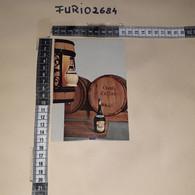 C-101309 PONTASSIEVE CANTINE RUFFINO TIMBRO 1987 MOSTRA PRODOTTI TIPICI ALIMENTAZIONE ITALIANA VINO CHIANTI RUFFINO - Altre Città