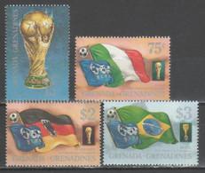 Grenada Grenadine - Italia '90                      (g8012) - 1990 – Italia