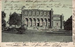 ALLEMAGNE , Cpa HAMBURG , Kunsthalle (30149) - Altri