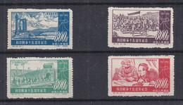 Chine - Yvert 947 / 50 ( X ) + X - Soldats - Chevaux - Mao - - Ungebraucht