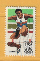 Timbre Etats-Unis Poste Aérienne N° PA 100 - 3a. 1961-… Usati