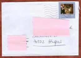 Brief, Spitzweg Sk, MS Welle Briefzentrum 70, Stuttgart 2009 (5286) - Briefe U. Dokumente