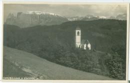 Soprabolzano; San Giacomo - Non Viaggiata. (J. Gugler - Bolzano) - Bolzano