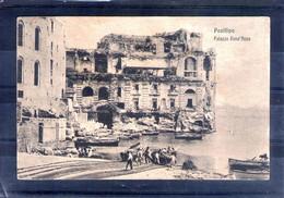 Italie. Posillipo. Palazzo Donn'anna - Napoli