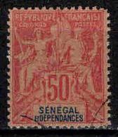 Sénégal  - 1892 - Type Sage -  N° 18 -  Oblitéré - Used - Used Stamps