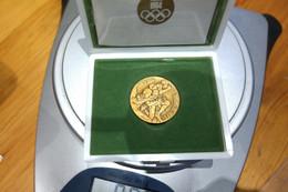 Médaille Cuivre Des Jeux Olympique De Tokyo - 1964 -  Boite/certificat - Sonstige