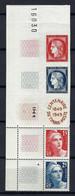 """FRANCE 1949: La Bande """"Centenaire Du Timbre"""" CDF Y&T 833A , Neufs** - Unused Stamps"""