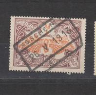 COB 41 Oblitération Centrale ASSCHE N°1 - 1895-1913