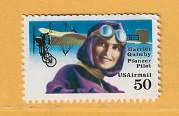 Timbre Etats-Unis Poste Aérienne N° PA 121 - 3a. 1961-… Usati