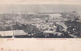 Genova - Panorama Dal Ristorante Righi Al Castellaccio - Fp Vg 1901 - Genova