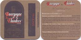 #D250-044 Viltje Bourgogne Des Flandres - Portavasos