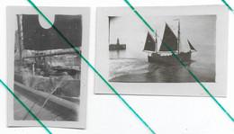 Blankenberge Bateau De Pêche Photos 5x7 - Places
