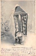 Femme Voilée Soler - Tunisia