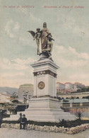 Genova - Monumento Al Duca Di Galliera - Fp Vg1908 - Genova