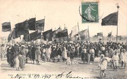 Retour De La Mecque Chiché Gaulis Sfax 6209 Scènes Et Types LL - Tunisia