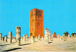 Rabat - Tour Hassan (XIIe Siècle) - Rabat