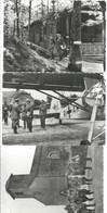 BRULY – DE – PESCHE Présence D'HITLER – Lot De 3 Cartes Postales - 1939-45