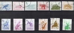SOMALIA, 1998, Cancelled Stamps , Wildlife,  Scannr. U1368,   Cancelled To Order - Somalië (1960-...)