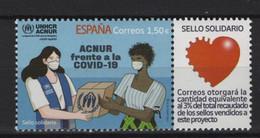Spain (2021) - Set + Label - /  COVID 19 - Health - Medicine - Disease