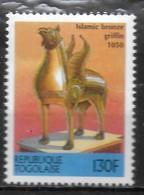 TOGO  N° 1715  * *  Millennium Griffon Islamique En Bronze - Altri