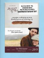 Petit Calendrier 2013 - La Pétrisane - Saveurs Gourmandes - Brassac - Tarn - Formato Piccolo : 2001-...