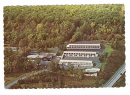 USA - PENNSYLVANIA - TANNERSVILLE, Hill Motor Lodge, Air View - Other