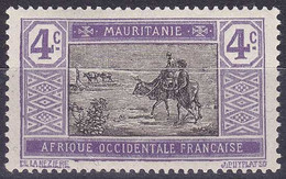 Mauritanie YT 19 Année 1913-19 (MNH **) - Unused Stamps