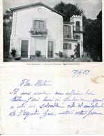"""LETTRE.47.LOT & GARONNE.AGEN."""" VILLA SANS-SOUCI """" CÔTEAU DE L'EMITAGE A SITUER..... - Non Classificati"""