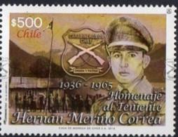 Chile 2016, Hommage To Hernan Merino Correa, MNH Single Stamp - Chile