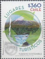 Chile 2017, Sustainable Tourism, MNH Single Stamp - Chile